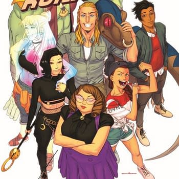 Surprise Runaways #32 Returns Next Week In Comic Book Stores