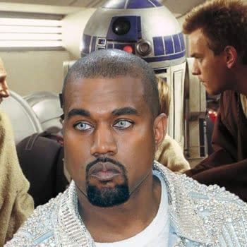 Kanye West and Star Wars: The Phantom Menace