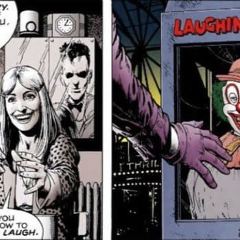 Three Jokers Book 3 - And Punchline - Are Sequels To The Killing Joke