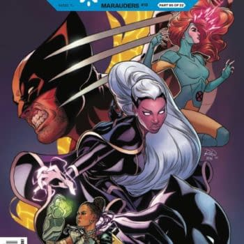 Marauders #13 Review: She Wants The Skybreaker