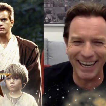 Ewan McGregor might be back as Obi-Wan Kenobi?!? | The Graham Norton Show - BBC