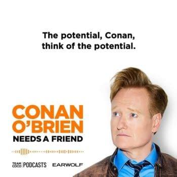 Conan O'Brien Casts Shade on NBC Trump Town Hall, Evokes Tonight Show