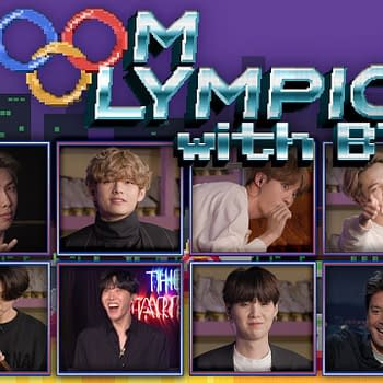 BTS Takes on Jimmy Fallon in Zoom Olympics Performs Mikrokosmos