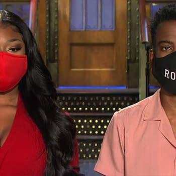 SNL Season 46 Promos: Chris Rock Megan Thee Stallion Play It Safe