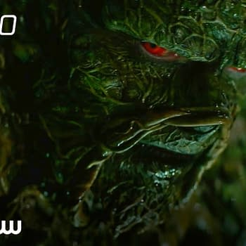Swamp Thing Season 1 He Speaks Preview: The Rots Not Done with Abby