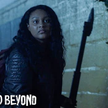 The Walking Dead: World Beyond Preview: Iris Silas Prove Quite a Team