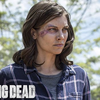 The Walking Dead: Touching Maggie Tribute Welcomes Lauren Cohan Home