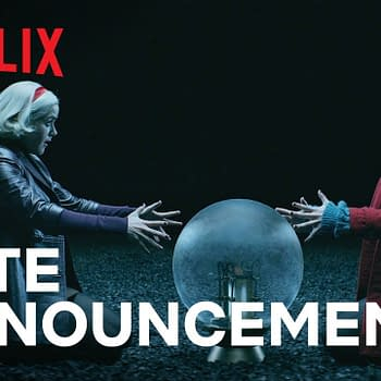 Chilling Adventures of Sabrina Part 4 Brings CAOS to New Years Eve