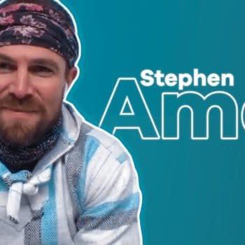 STEPHEN AMELL Drops a Bomb (2020) | Inside of You Podcast w/ Michael Rosenbaum #insideofyou