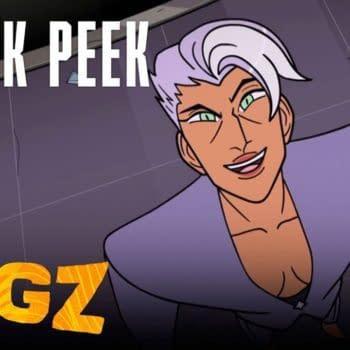 TZGZ on SYFY   Magical Girl Friendship Squad 106 Sneak Peak   Saving Alex   SYFY