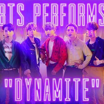 BTS Week Wrap-Up: Jimmy Fallon Thanks BTS Army Dynamite Finale