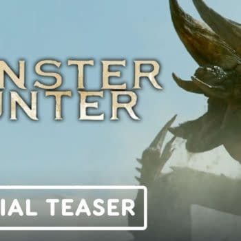 Monster Hunter Moved to December 2020, First Tease Released
