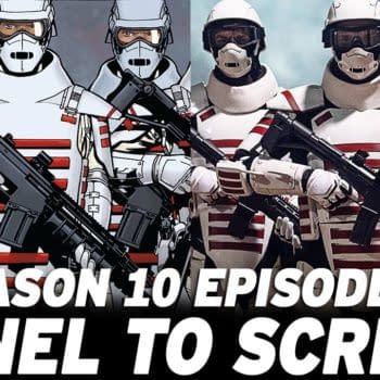 The Walking Dead Season 10 Episode 16 vs The Comics!