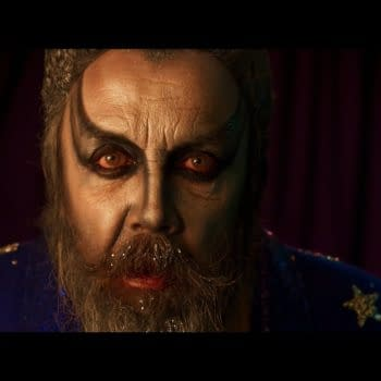 First-Look Trailer For Alan Moore and Mitch Jenkins' Movie, The Show