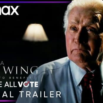 A West Wing Special   Official Trailer   HBO Max