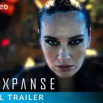 The Expanse: Amazon Prime Series Releases Season 5 Official Trailer