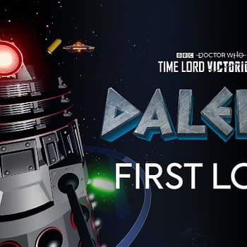Doctor Who Daleks Animated Series Releases First Look Preview