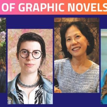 Titans of Graphic Novels