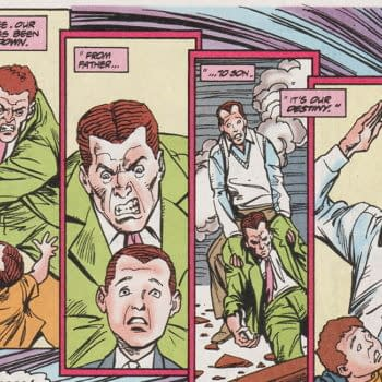 When Harry Met Kindred (Amazing Spider-Man #50.LR Spoilers)