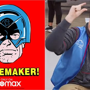 Peacemaker: Steve Agee Joins James Gunn John Cena on HBO Max Series