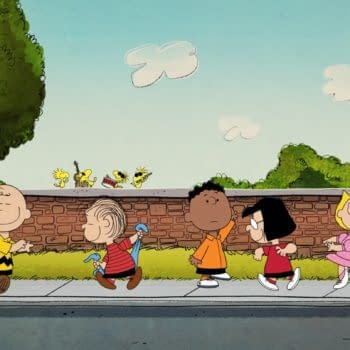 Peanuts is coming to Apple TV+ with new and classic animated series and specials (Image: Apple TV+)