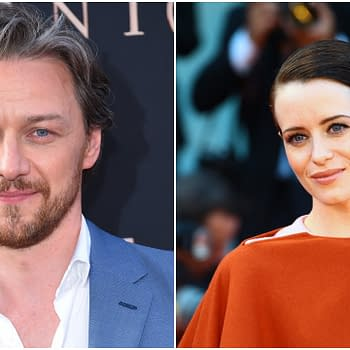 James McAvoy And Claire Foy To Star In My Son For STX Films