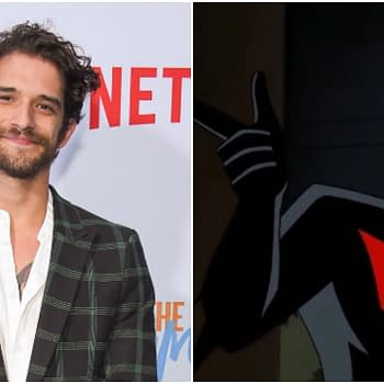 Tyler Posey Wants To Play Batman Beyond On Screen