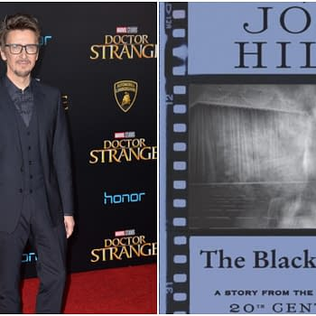 Scott Derrickson To Adapt Joe Hills The Black Phone For Blumhouse