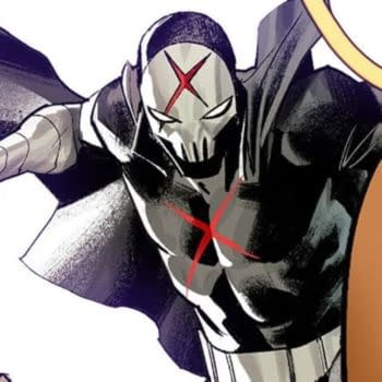 Red X Makes Comics Debut In 5G Teen Titans Future State
