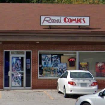 The Secret Origin Of Comic Store In Your Future