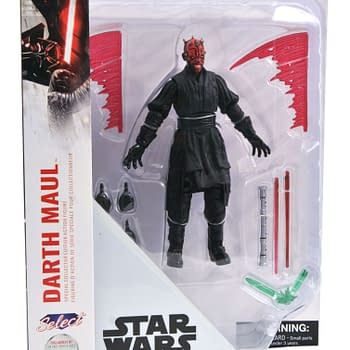 Star Wars Darth Maul Diamond Select Toys 7 Figure Hits ShopDisney