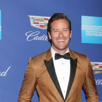 Armie Hammer at the 2018 Palm Springs International Film Festival Gala at Convention Center on January 2, 2018 in Palm Springs, CA. Editorial credit: Kathy Hutchins / Shutterstock.com