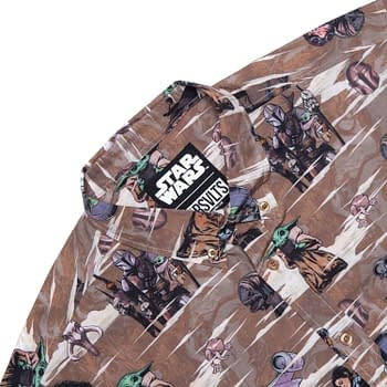 Star Wars The Mandalorian Apparel and Accessories Roundup