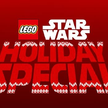 LEGO Star Wars Holiday Special: Tran Billy Dee Daniels &#038 More Set