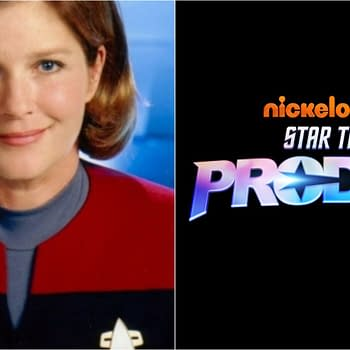 Star Trek: Prodigy: Kate Mulgrew Returning as Captain Kathryn Janeway