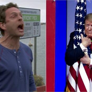Its Always Sunny in Philadelphia: Rob McElhenney Goes Dennis on Trump