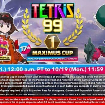 The Next Tetris 99 Maximus Cup Delves Back Into Pokémon