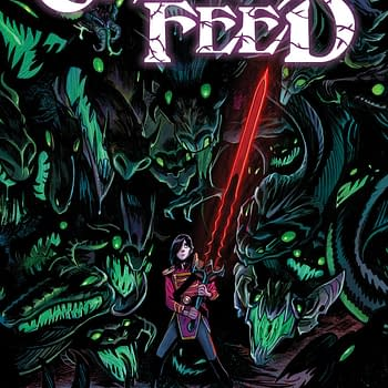 Donny Cates &#038 Dylan Burnetts New Comic The One You Feed Out Now