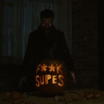 The Boys has a special Halloween message (Image: Amazon Prime)