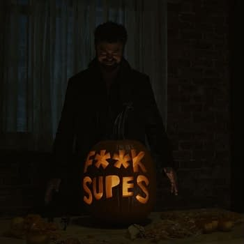 The Boys: Butcher Engages in Some F**king Diabolical Pumpkin Carving