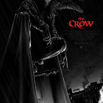 Mondo Has Crow Return Of The Living Dead Posters Dropping Tomorrow