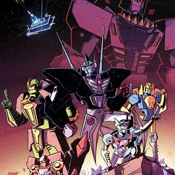 IDW Celebrates 25th Transformers: Beast Wars Anniversary with Comic