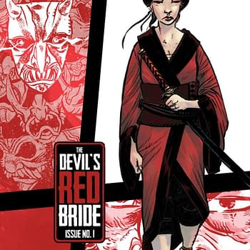 The Devils Red Bride #1 Review: Love Letter to Samurai Fiction