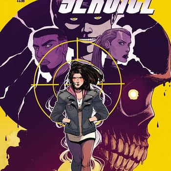 Shadow Service #2 Review: One of Vaults Best Titles