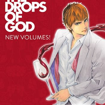The Drops of God: More Volumes of Wine Manga Debut in English