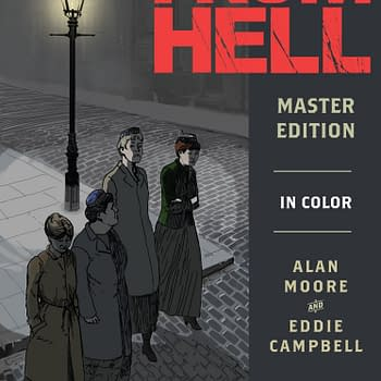 Eddie Campbell Speaks on his &#038 Alan Moores From Hell: Master Edition