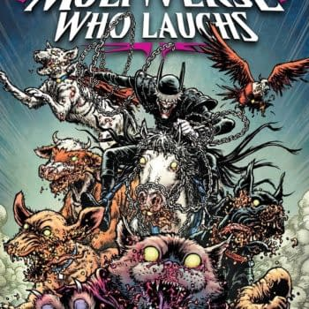 Super-Pets Detailed in Death Metal: The Multiverse Who Laughs