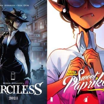 Mirka Andolfo Takes Merciless and Sweet Paprika to Image Comics