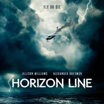 Allison Williams Stars In STXFilms Horizon Line, Watch The Trailer Now