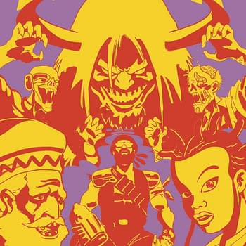 Alex De Campi and Ferry Gouw Create Major Lazer Graphic Novel